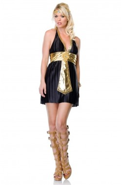 Costume donna sexy egiziana/romana