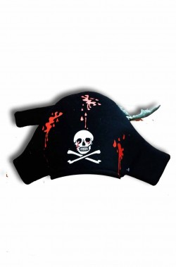 Cappello pirata halloween horror
