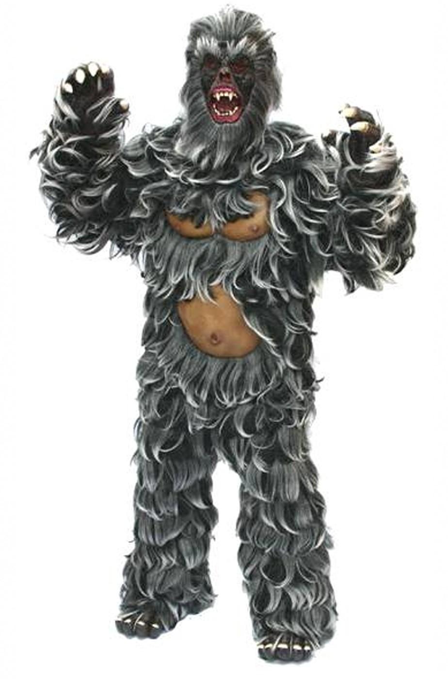 Costume Yeti adulto