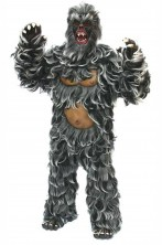 Costume Yeti adulto