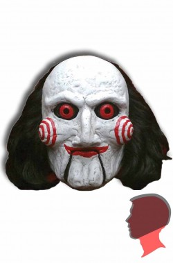 Maschera Saw Burattino Billy puppet