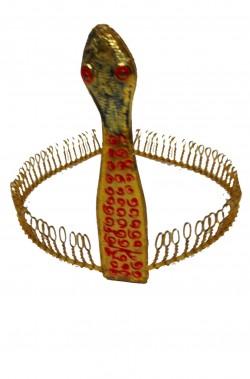 Corona egiziana in metallo