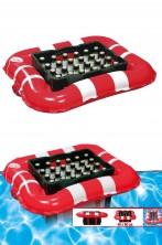 Canotto gonfiabile portabibite per piscina e mare