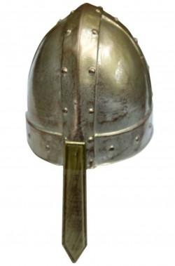 Elmo medievale  in plastica 23x18