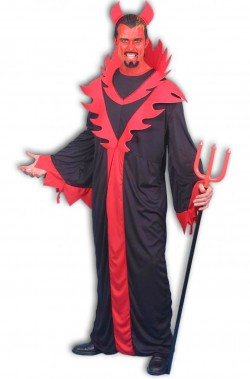 Costume uomo Diavolo
