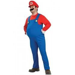 Costume Super Mario Deluxe