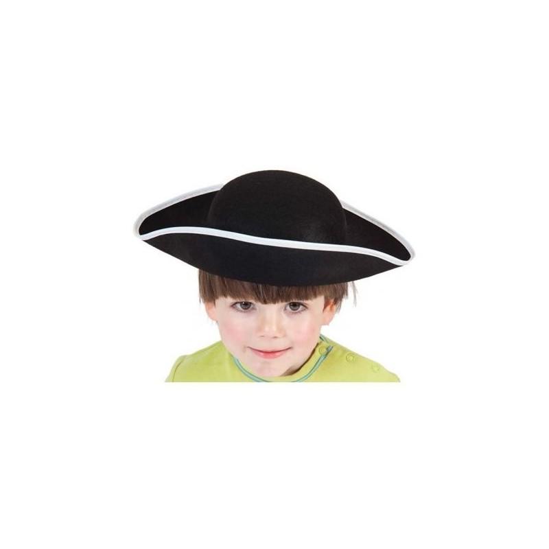 cappello bambino pirata in tessuto floccato aa91186a0ca7