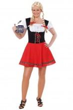 Costume da tirolese bavarese donna