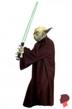 Star Wars costume Yoda Adulto Maestro Jedi