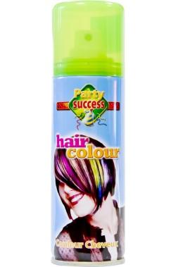 Spray Lacca Per Capelli Colore Verde fluo