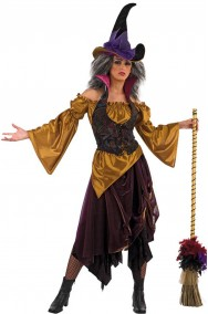 Costume donna strega .
