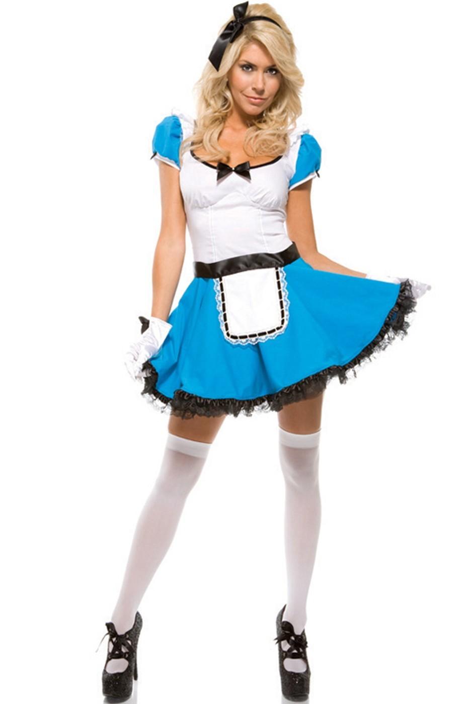 Costume Alice sexy