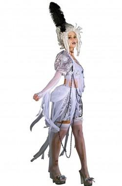 Costume donna Maria antonietta fantasma