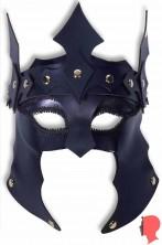 Maschera medievale fantasy guerriero del Signore degli Anelli