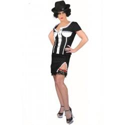 Costume donna gangster (soprabito)