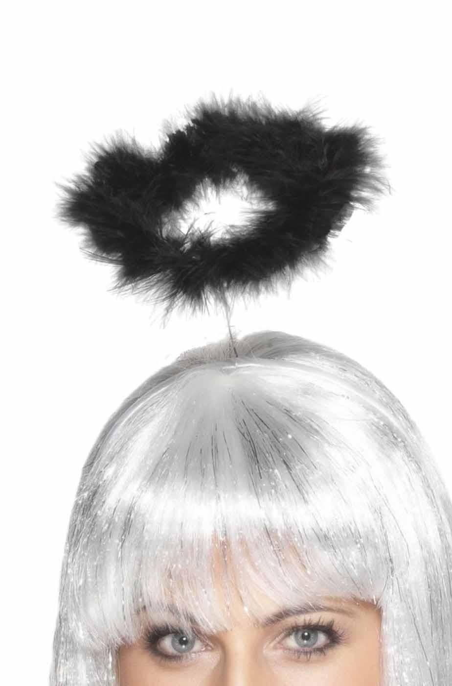 Aureola nera