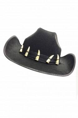 Cappello Cowboy o australiano nero