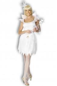 Costume donna sexy Angelo bianco