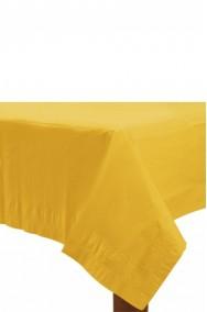 Tovaglia gialla tessuto non tessuto 140x240