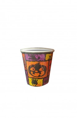Bicchieri di carta party Halloween ml 266 18 pezzi