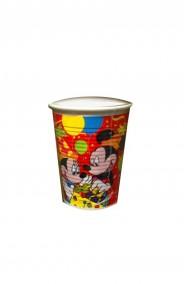 Set 8 bicchieri party carta Topolino Disney