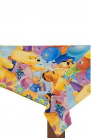 Tovaglia winnie the pooh cm 1,80x1,20