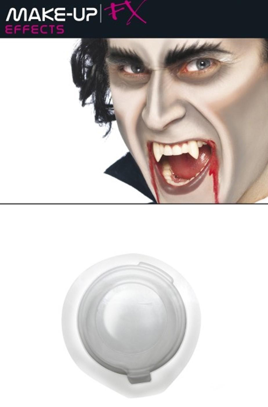 Confezione di mastice per canini Vampiro e Dentiere Mostro 364412656bda