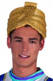 Cappello turbante sultano incantatore di serpenti