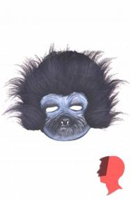 Maschera gorilla o scimmia o scimpanzè