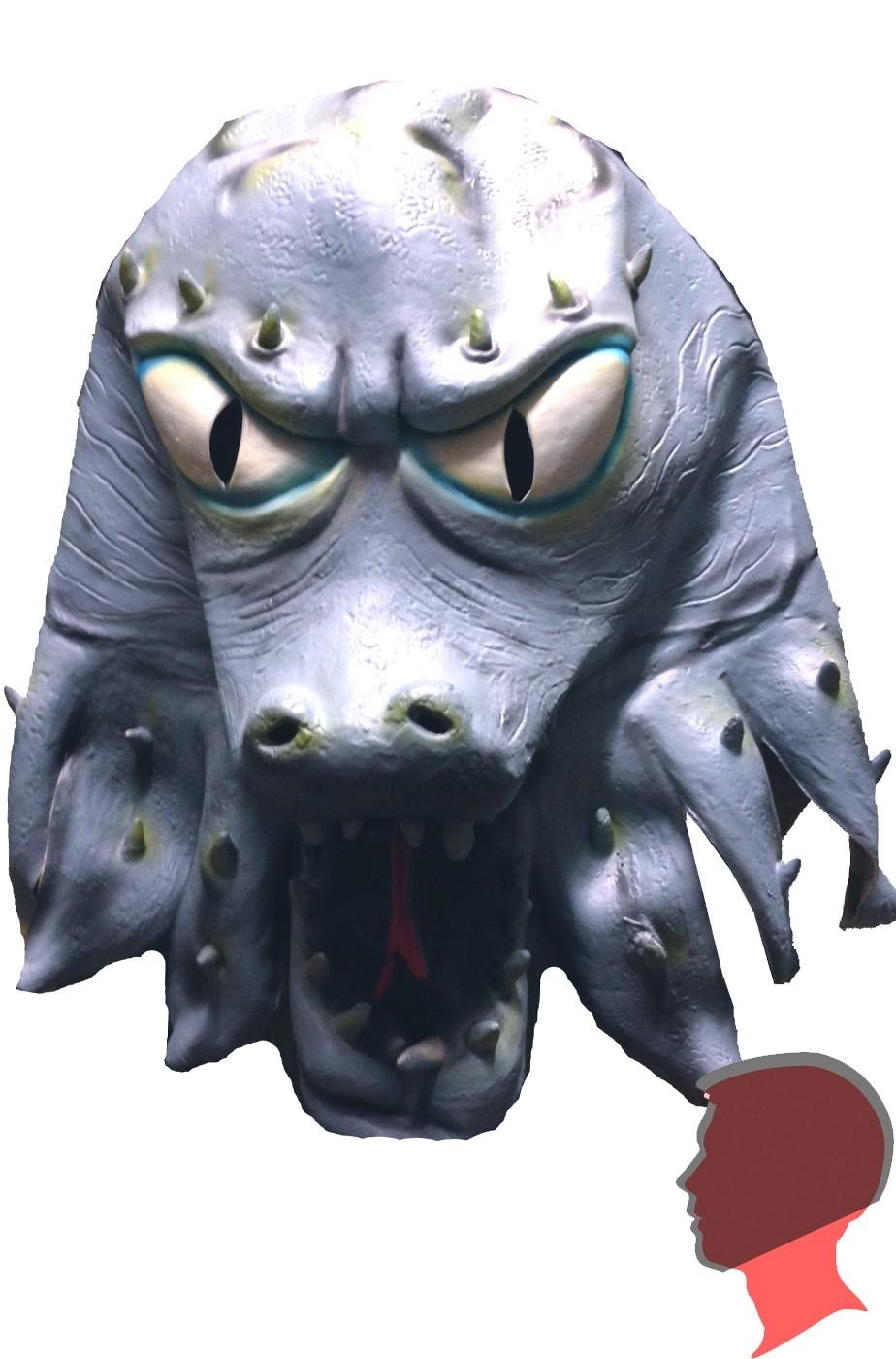 Maschera polipo horror