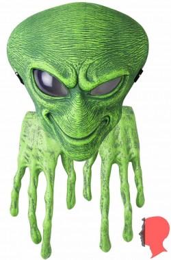 Guanti e maschera alieno