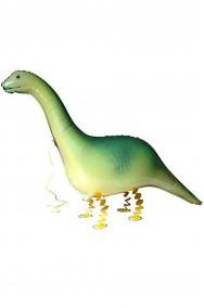 Animaletto gonfiabile che cammina: dinosauro