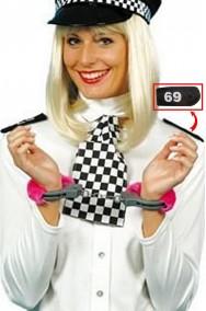 Set poliziotta Sexy 69