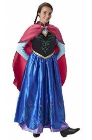 Costume adulto di Anna Frozen Disney