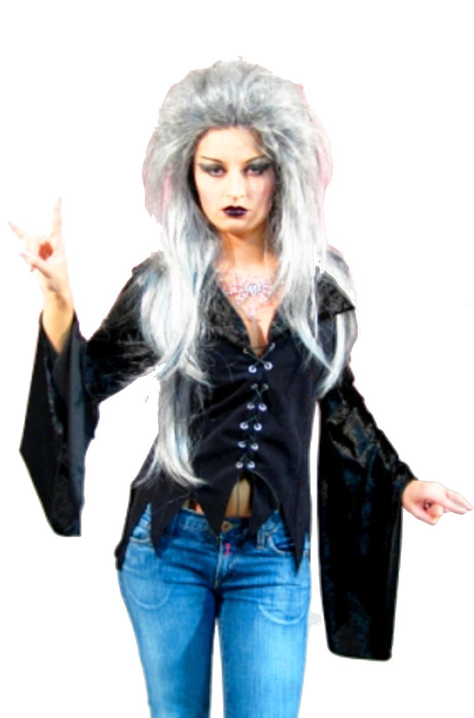 Camicia donna strega/burlesque