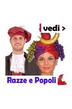 Costumi e cappelli dei popoli di tutto il mondo