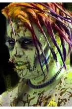 Vestiti trucco parrucche zombie e non morti