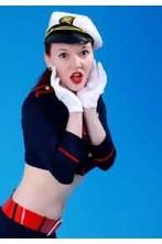 Costumi, cappelli, alamari da marinaio, marinaia, marinaretto e marinaretta