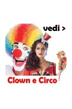 Vestiti di Halloween e Carnevale da Pagliaccio, Clown, Domatore e personaggi del circo