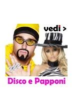 Vestiti e cappelli da pappone e rapper