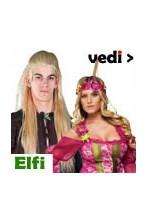 Vestiti da Elfo ed Elfa del Signore degli Anelli e de Lo Hobbit e di Babbo Natale