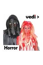 Maschere e vestiti horror