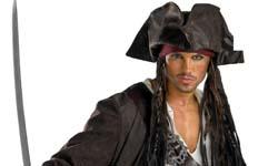 Costumi di carnevale da pirata