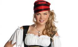 Costumi di carnevale da piratessa