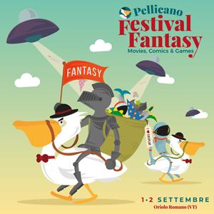 Pellicano Cosplay Festival 2018